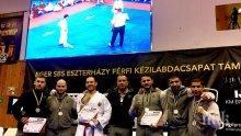 Националите по Шотокан Карате-до грабнаха 11 медала на Световното в Унгария! Президентът на страната аплодира българите