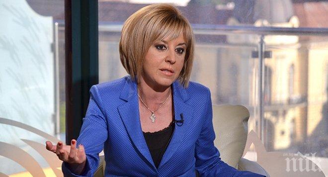 Мая Манолова: Битката с частните съдебни изпълнители е брутална