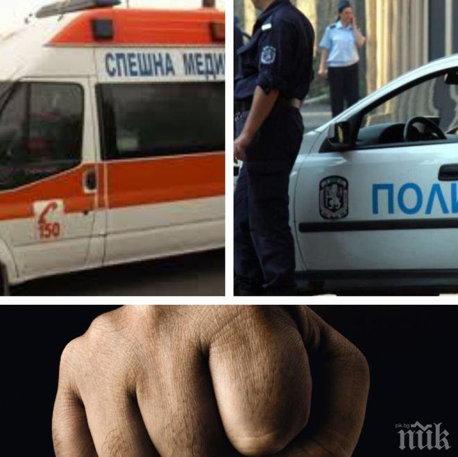 ТОТАЛЕН ШОК! Момче е в болница след брутална агресия в училище в Шумен
