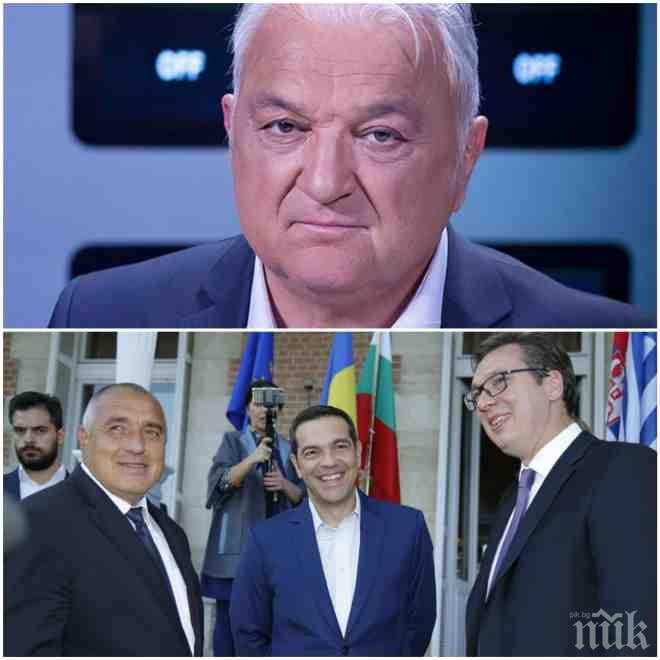 ИЗВЪНРЕДНО В ПИК! Сашо Диков проговори за цензурата в предаването си - ето как се оправдава за неизлъчен коментар за Борисов