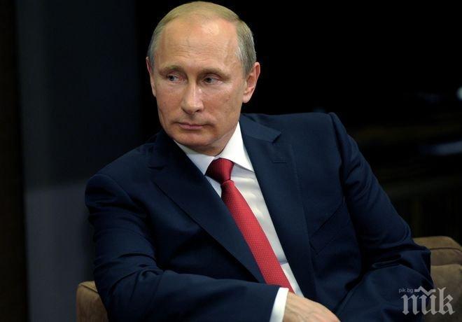 Путин доволен: Оборотът Русия-Германия скочил с 25 на сто, въпреки политическите усложнения
