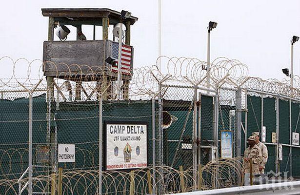 Хлопнаха кепенците на един от лагерите в затвора Гуантанамо