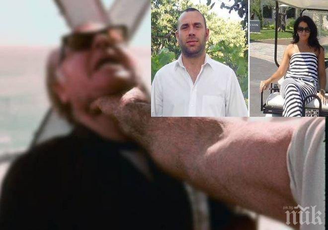 НОВИ РАЗКРИТИЯ! Ченгето убиец от остров Крит едва не удушил футболен треньор! Динко Славов бил 5 минути в безсъзнание - вижте ВИДЕО от ареста на Красимир Карчев в Гърция
