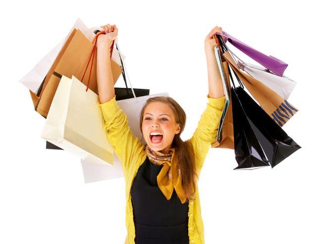 ЧУЙТЕ ЗВЕЗДИТЕ! Време е за шопинг - купувайте колкото може повече