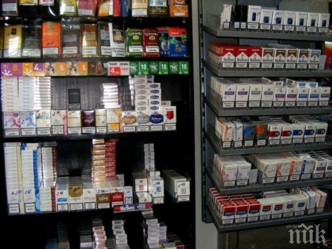 ШОК! Продават цигари до почти всяко училище
