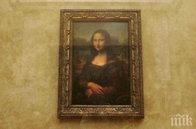 Тайната на Мона Лиза...