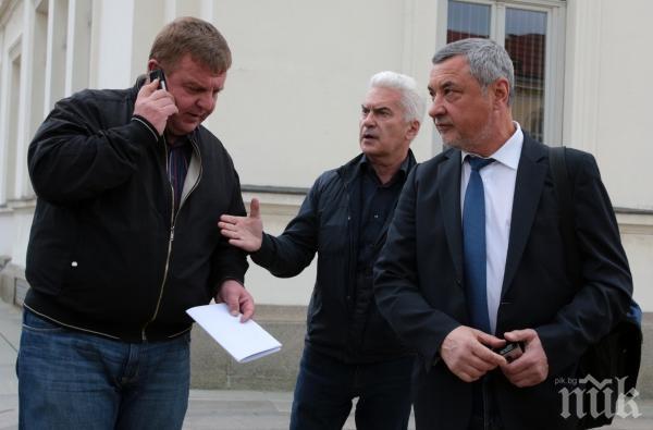 Атаката срещу Валери Симеонов не е заради Виктор. Това е отмъщение за мутрите по морето, Домусчиев и олигарсите. Защо мълчат Сидеров и Каракачанов?