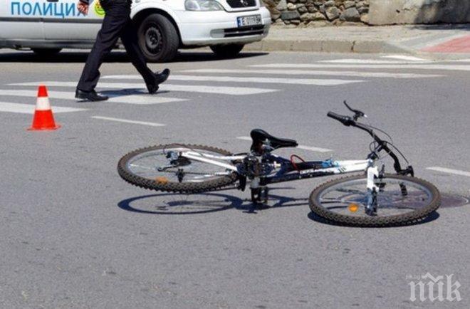 Трагедия! Колоездач загина на място след катастрофа в Бяла Слатина