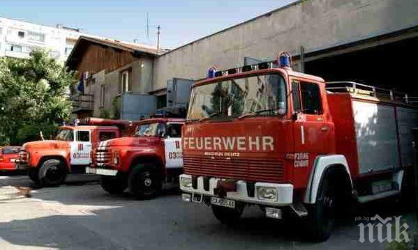 Старица почина при пожар във Видинско