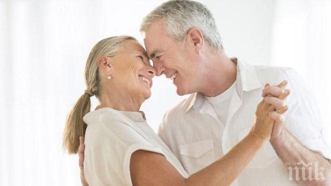 Щастливият брак носи дълголетие на мъжете
