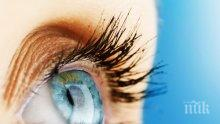 Пет храни за здрави очи