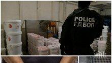 """ИЗВЪНРЕДНО В ПИК! Арестуваха висш кадър на """"Ислямска държава"""" у нас! Сириецът с български паспорт участвал в бойни действия, у нас бъркал незаконен тютюн! (СНИМКИ)"""