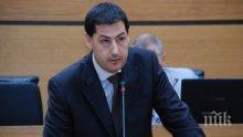 Върнаха делото срещу Иван Тотев