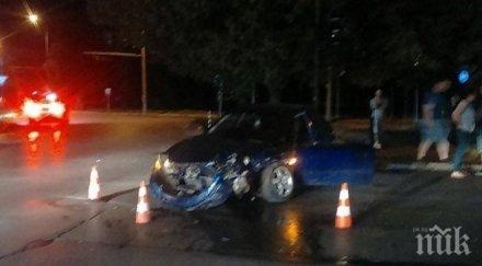 ЧЕРЕН ПЕТЪК! Три трупа при катастрофи в Пловдивско в рамките на минути