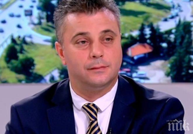 ПЪРВО В ПИК TV! Патриотът Юлиан Ангелов скочи остро на ДПС и БСП: Извинете се на българите, които обезродихте