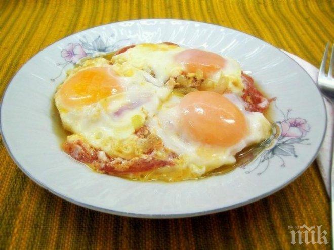 Ето как да направите перфектните яйца