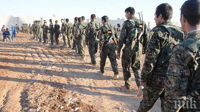 Турски военни навлязоха в сирийската провинция Идлиб