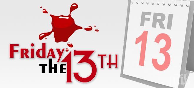 Нумероложка разтълкува каква дата е петък 13-и