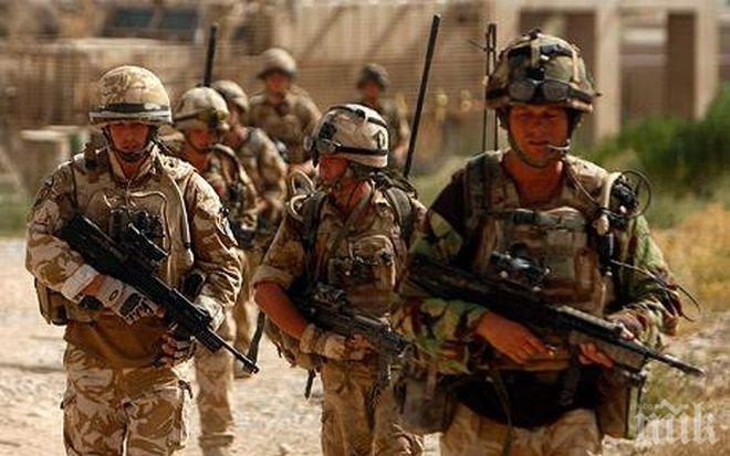 """""""Коммерсант"""": Пентагона няма намерения да увеличава контингента си в Европа"""