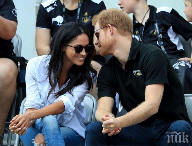 Принц Хари обявява годежа си с Меган до месец?