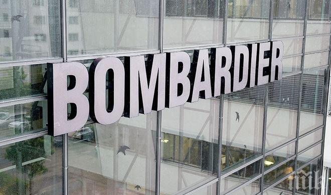 Партньори! Bombardier и Airbus преговарят за съвместно производство на пътнически самолети CSeries