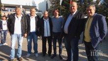 Димитър Пенев откри студентските игри в Благоевград