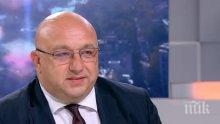 СПОРТНА САГА! Красен Кралев проговори за контузията на Кобрата, базите на ЦСКА и битката за БФС