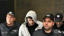 Оставиха в ареста Йоан Матев, обвинен за убийството на Георги в Борисовата градина