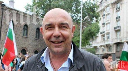 Калин Сърменов обратно в Сатирата! Милото e новият директор