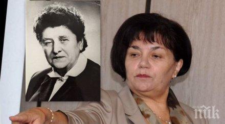 Янка Такева – новата Цола Драгойчева