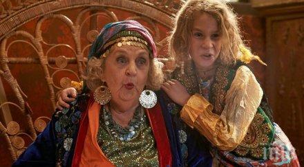 """Филмът """"Лили Рибката"""" с Татяна Лолова - в детската програма на Киномания 2017"""