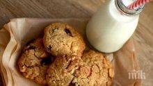 Ръжени английски бисквити
