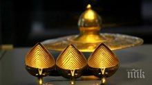 Събраха в уникална изложба златни и бронзови съкровища от цяла България (СНИМКИ)