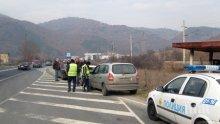 """ЛАМАРИНИ! Катастрофа блокира магистрала """"Тракия"""""""