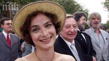 Актрисата Йоана Буковска: Захраних близнаците си с тиква