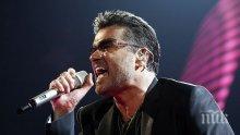 Джордж Майкъл пак оглави британската класация за албуми