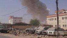 Най-малко 13 са загинали след терористичните атаки в столицата на Сомалия