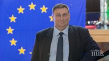 Емил Радев приветства идеята за нова европейска система за вход/изход по границите