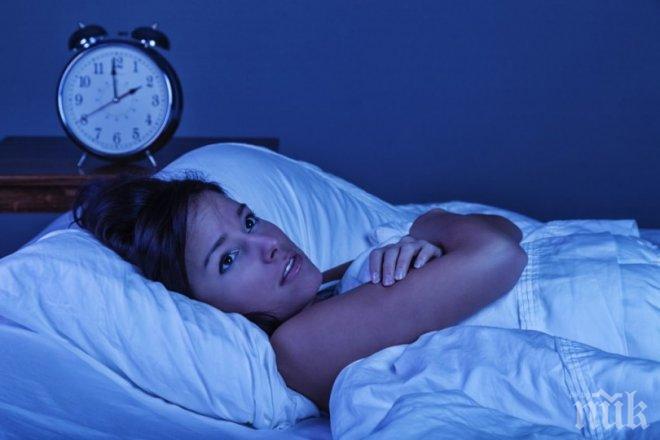 СЛЕД СМЯНАТА НА ВРЕМЕТО! 5 бабини рецепти, които помагат да заспите