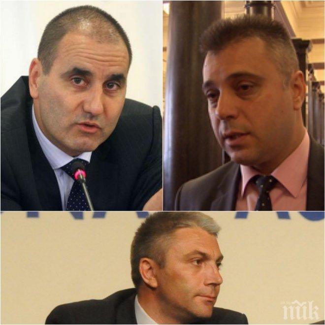 ПЪРВО В ПИК! Коалицията ГЕРБ-Патриоти с ответен удар: Държавата е стабилна, несериозно е ДПС да иска оставки!