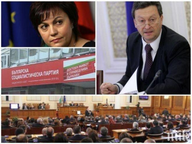 САМО В ПИК И РЕТРО! Тома Биков с остър коментар: Срамът от Корнелия ще прерасне в гняв