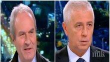 ЕКСКЛУЗИВНО! Бившият здравен министър проф. Гайдарски: Оставката на ген. Николай Петров е морален акт, той може да докаже невинността си и да излезе чист