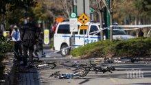 След ада в Долен Манхатън! Терористът от Ню Йорк планирал и атака на Бруклинския мост