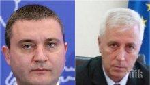 ИЗВЪНРЕДНО В ПИК TV! Горанов с първи думи за оставката на ген. Петров: Бяхме против, но той я връчил лично на премиера (ОБНОВЕНА)