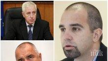 """ЕКСКЛУЗИВНО! Шефът на """"Галъп"""" с горещ коментар за оставката на здравния министър и стабилността на кабинета"""