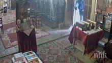 Будни граждани хванаха сериен крадец в Банско