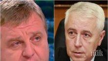 ИЗВЪНРЕДНО! Каракачанов за оставката на здравния министър проф. Николай Петров: Фактът, че толкова бързо подаде оставка, означава, че има чувство за дълг и чест
