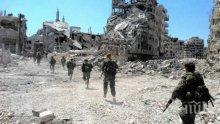 От ООН алармират: Почти 800 000 души са напуснали домовете си заради бойните действия в Ракка и Дейр ез-Зор