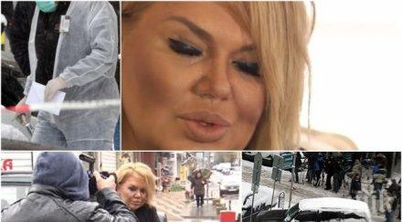 ШОКИРАЩА ИЗПОВЕД! След 14 години Ваня Червенкова се върна на мястото, където я простреляха с 6 куршума: Спомням си стрелеца, не можех да дишам, давех се в собствената си кръв...