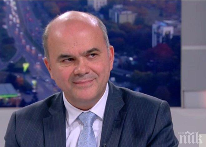 Социалният министър: В бюджета за догодина са предвидени 520 млн. лв. повече за пенсии